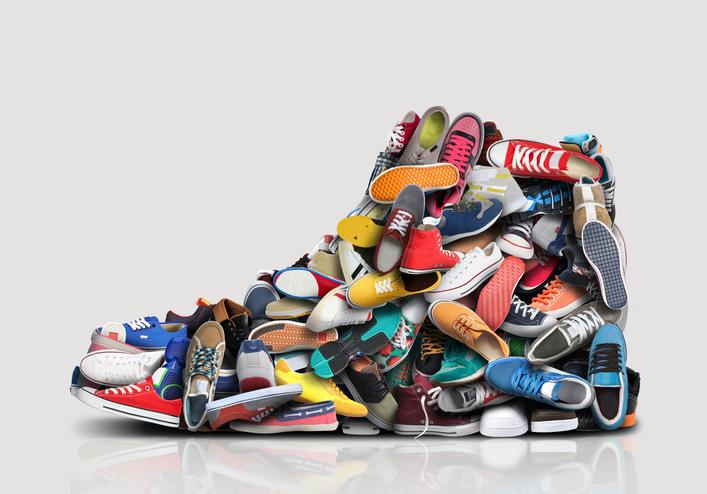 Major Sneaker Brands