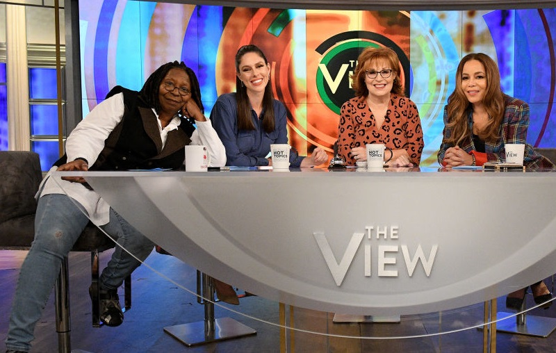 Whoopi Goldberg makes surprise 'View' appearance after near-death experience