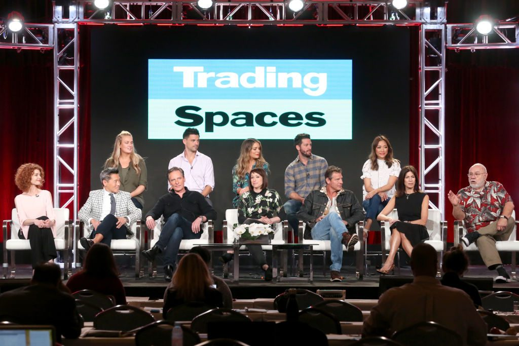 Trading Spaces cast 2018
