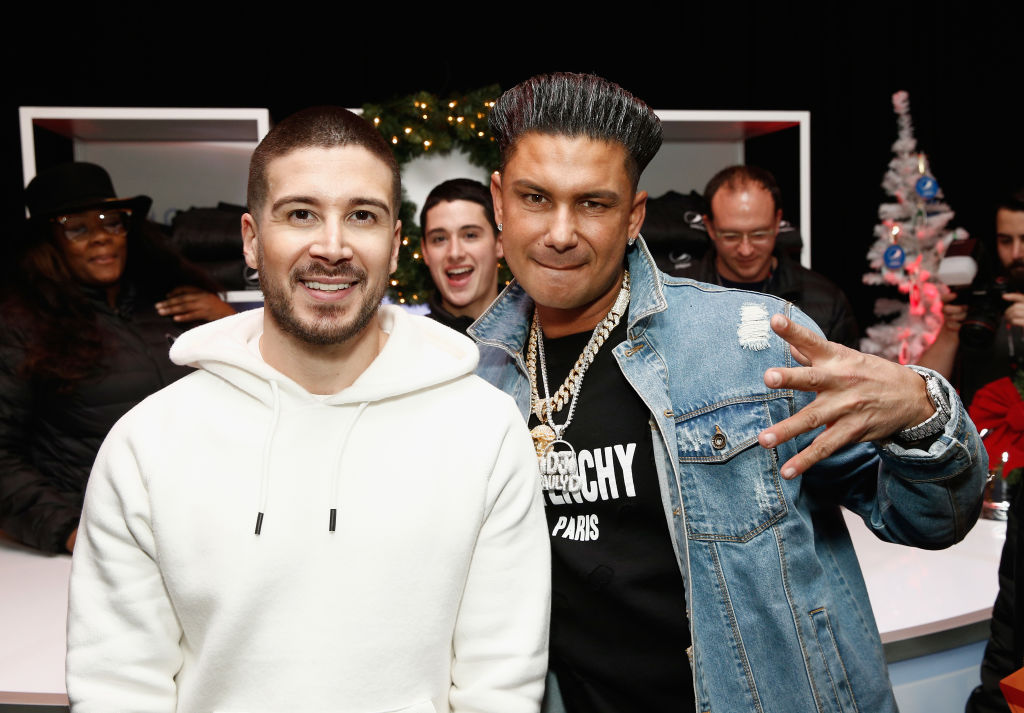 Vinny and Pauly D