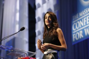How Is Prince Charles Teaming Up With Amal Clooney?