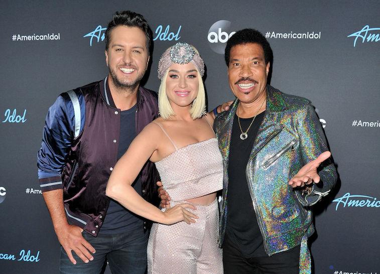 American Idol Hosts