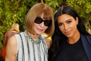 Will Anna Wintour Influence The Name of Kim Kardashian's Fourth Child?