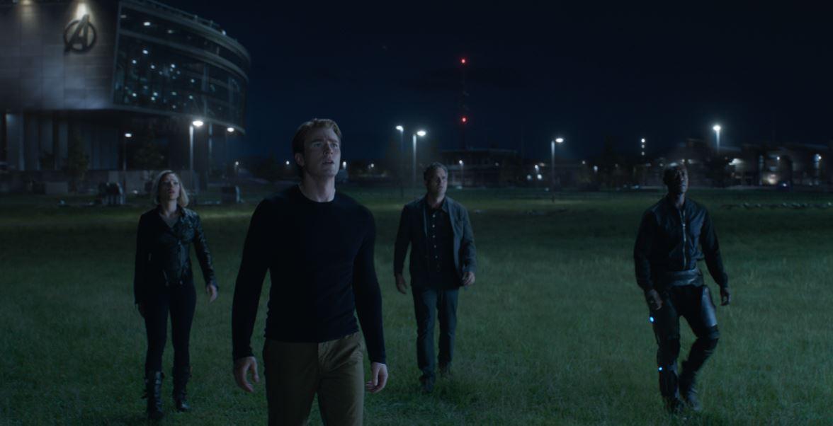 Avengers Endgame movie