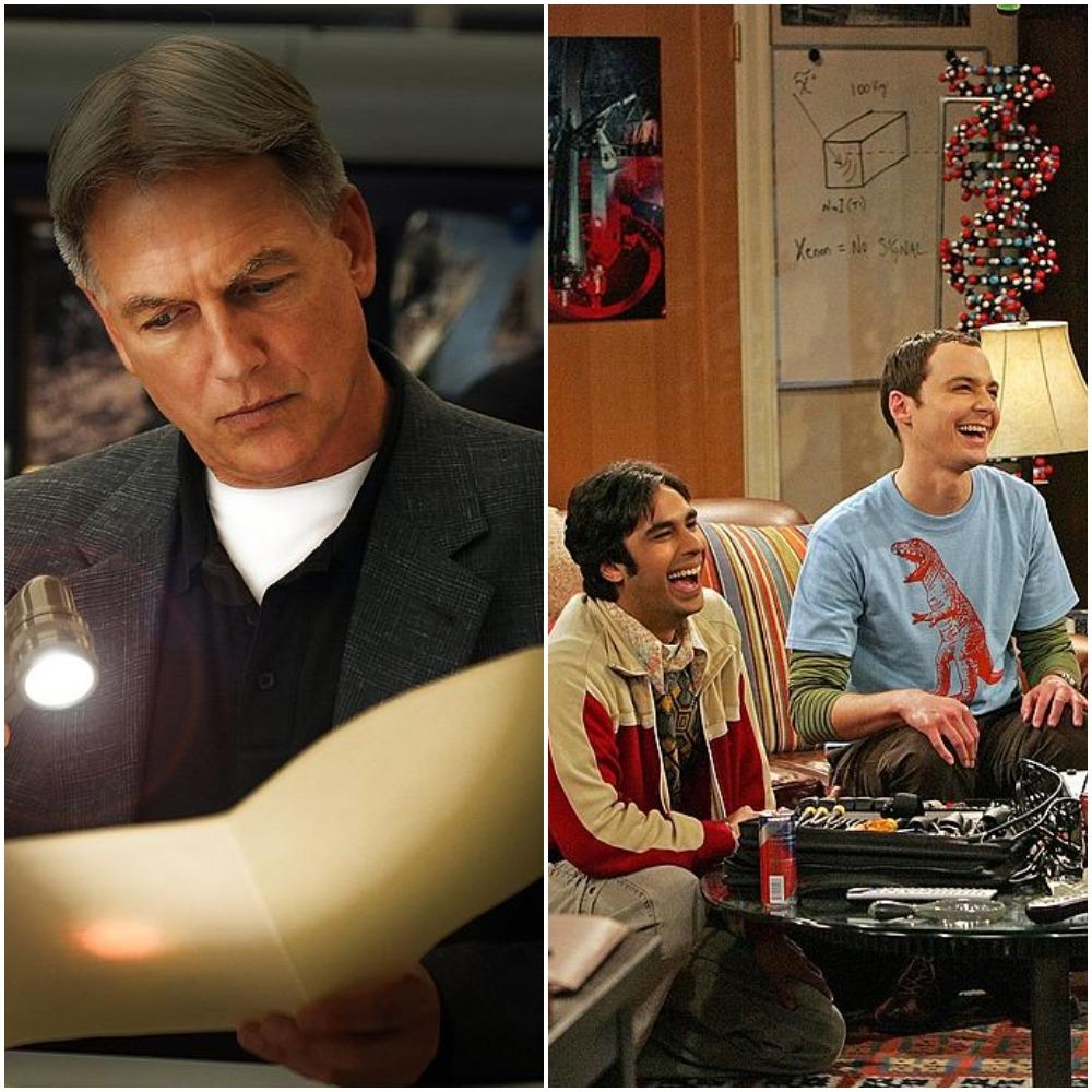 NCIS and The Big Bang Theory