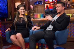 'Vanderpump Rules': What Does Brittany Cartwright Think of Jax Taylor's Alleged Hookup with Lindsay Lohan?
