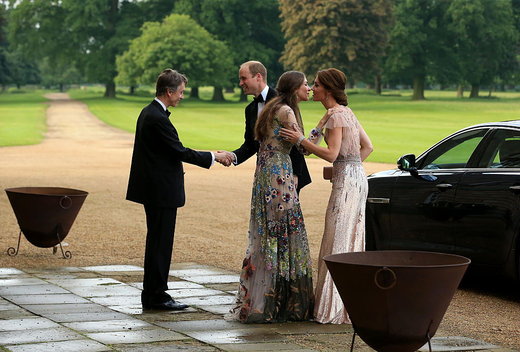 Cambridges and Cholmondeleys
