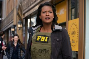 Cassandra Freeman Dishes On 'The Enemy Within' and Her Character Jacqueline Pettigrew