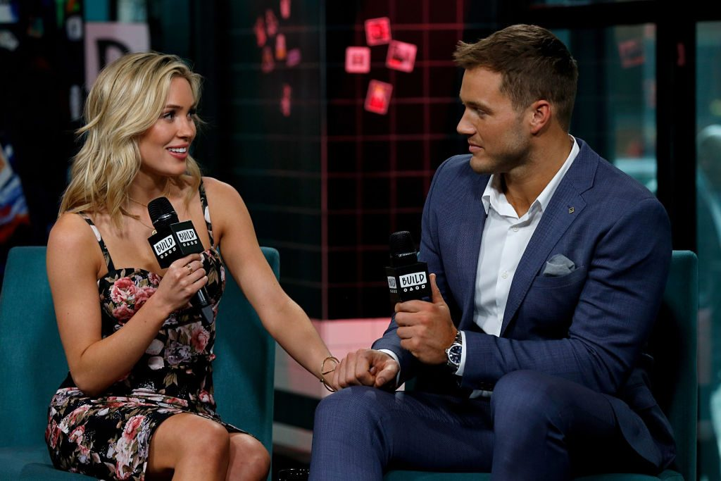 Cassie and Colton   Dominik Bindl/Getty Images