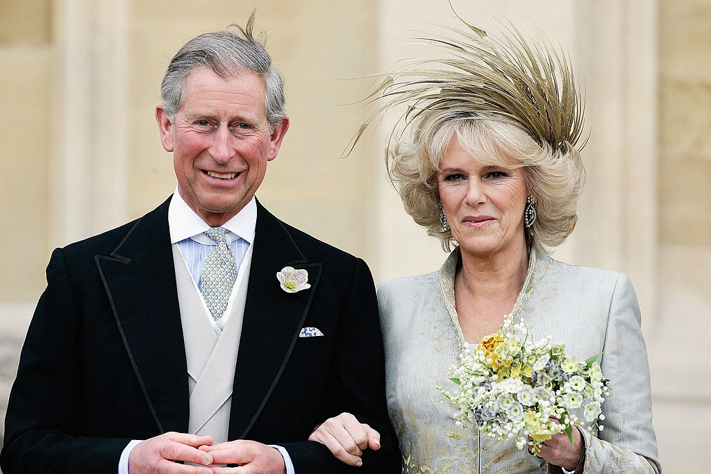 Prince Charles and Camilla wedding