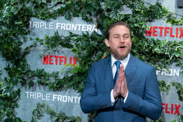Sons of Anarchy star Charlie Hunnam