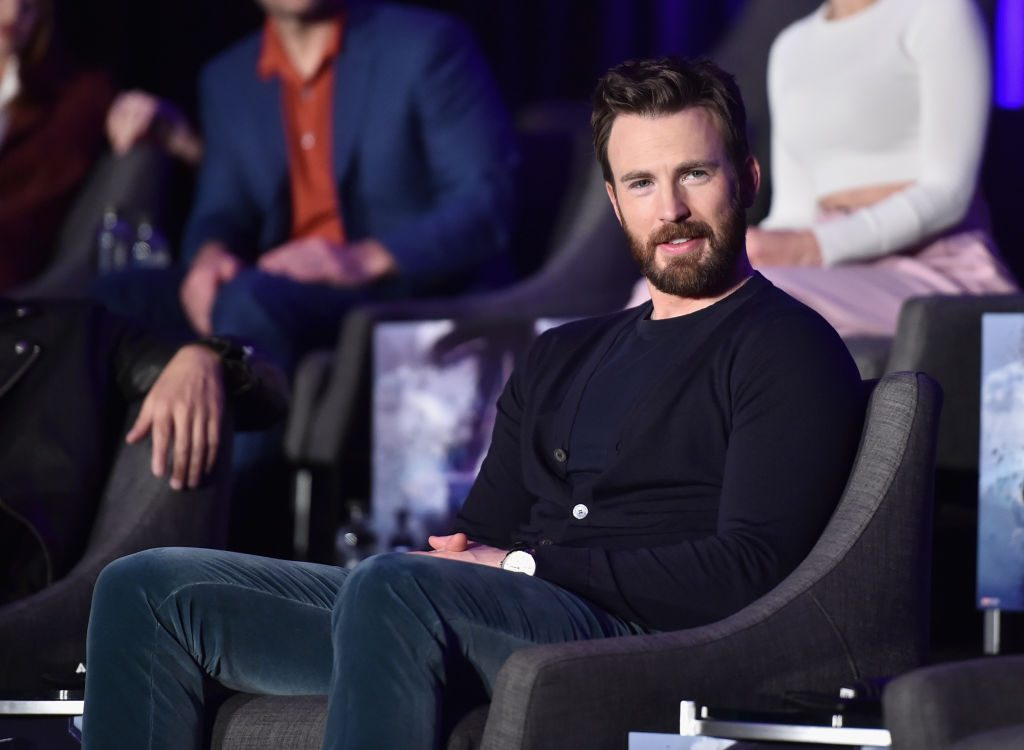 How Old Is 'Avengers: Endgame' Star Chris Evans and Who Is ...