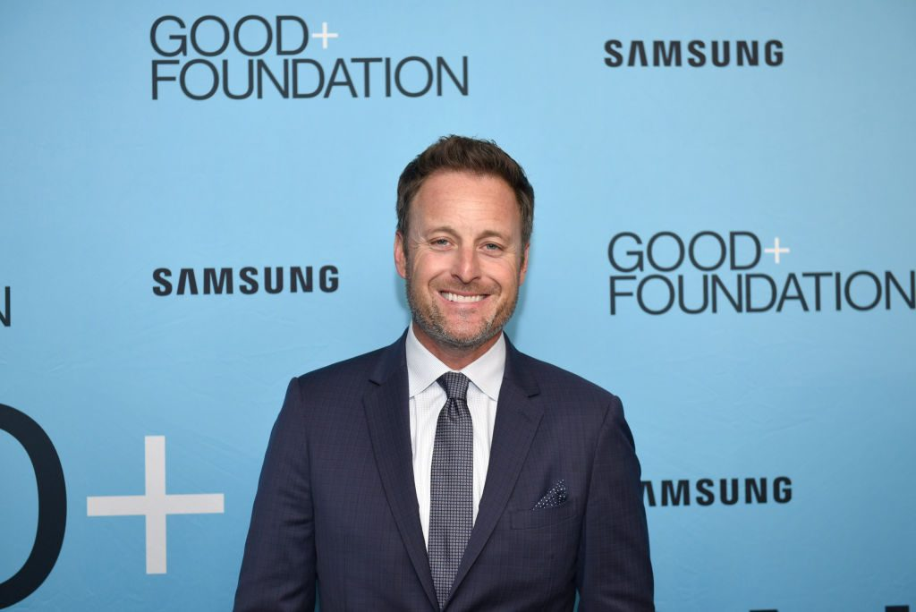 Chris Harrison   Andrew Toth/Getty Images for GOOD+ Foundation
