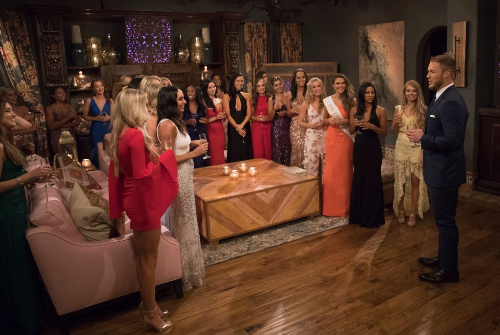 Colton Underwood's season of 'The Bachelor' | Rick Rowell/ABC via Getty Images