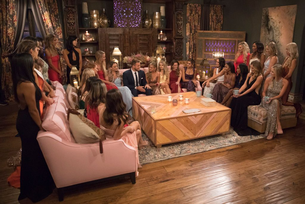 Colton Underwood's season of 'The Bachelor' | Rick Rowell via Getty Images
