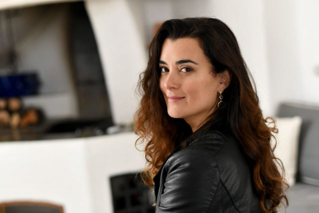 Cote De Pablo starred as Ziva on 'NCIS'