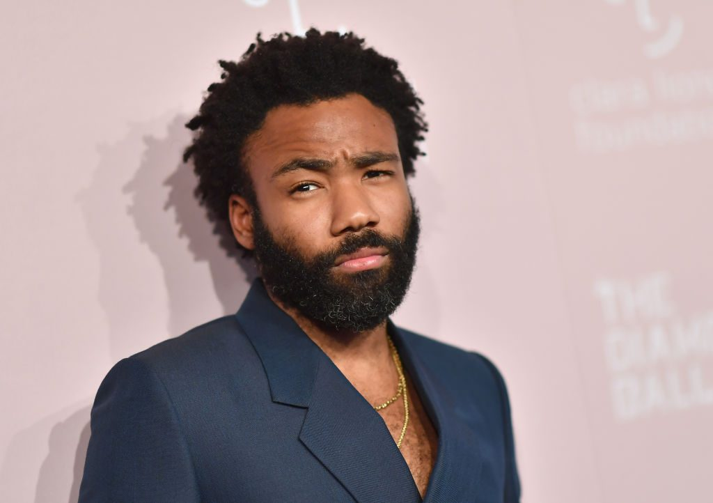 Childish Gambino/Donald Glover attends Rihanna's 4th Annual Diamond Ball at Cipriani Wall Street