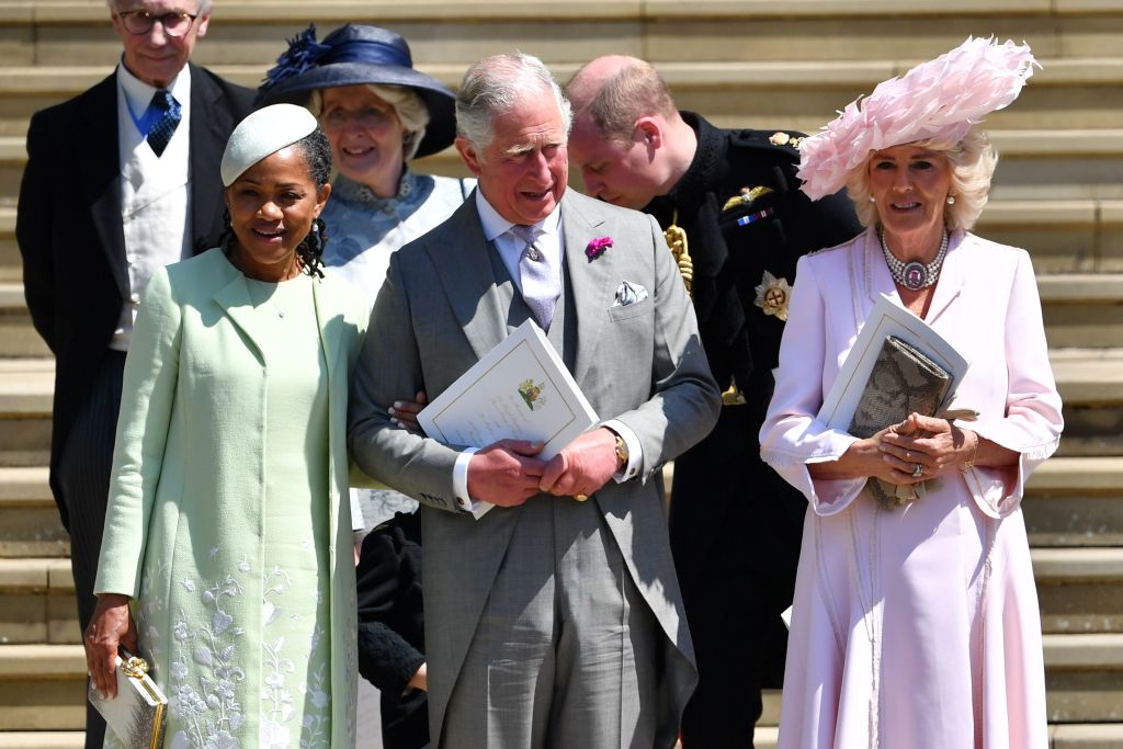 Doria Ragland, Prince Charles, Camilla Parker Bowles