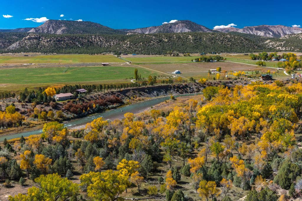 Durango, Colorado's Animas River