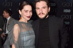This Is How Kit Harington and Emilia Clarke First Met and Became Friends