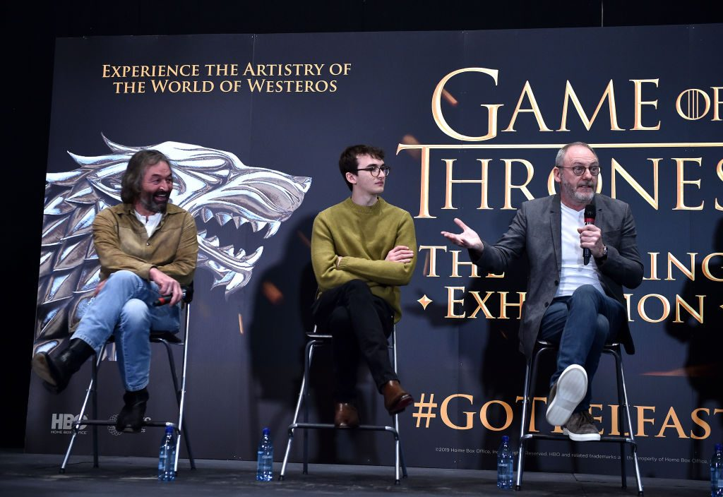 'Game Of Thrones': The Touring Exhibition | Charles McQuillan/Getty Images