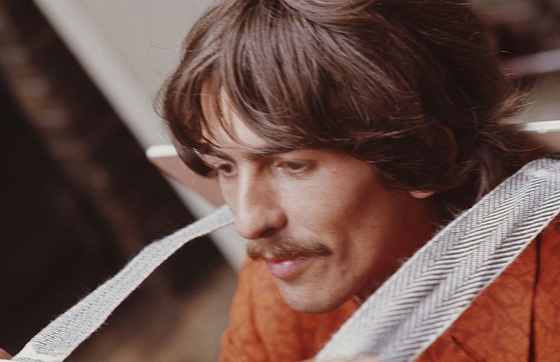 The No. 1 George Harrison Album That Meant The Beatles Were Finished