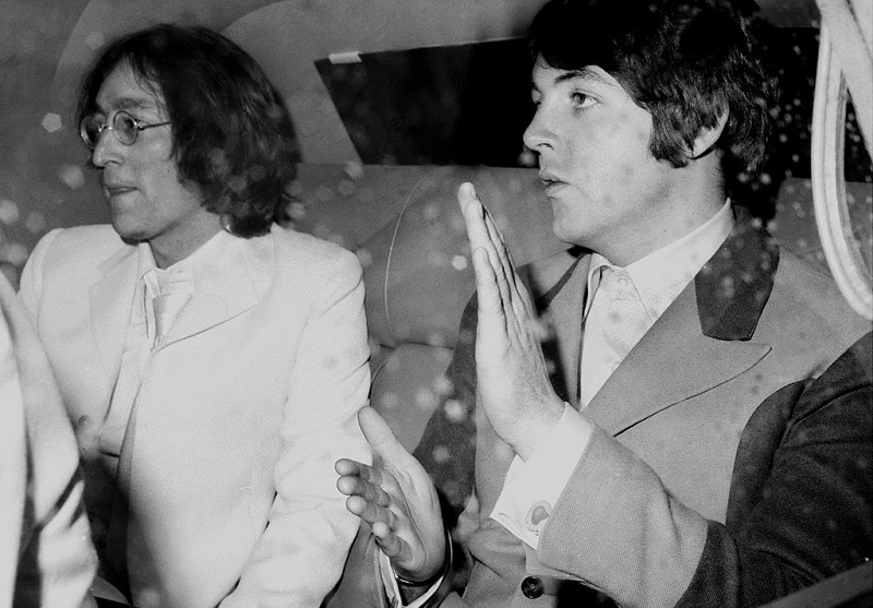 The Last Great Song John Lennon and Paul McCartney Wrote Together - The Cheat Sheet