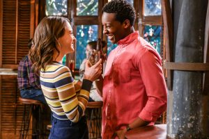 """'God Friended Me': Why Cara's Move Is the """"Ultimate Test"""" for Her Relationship with Miles"""