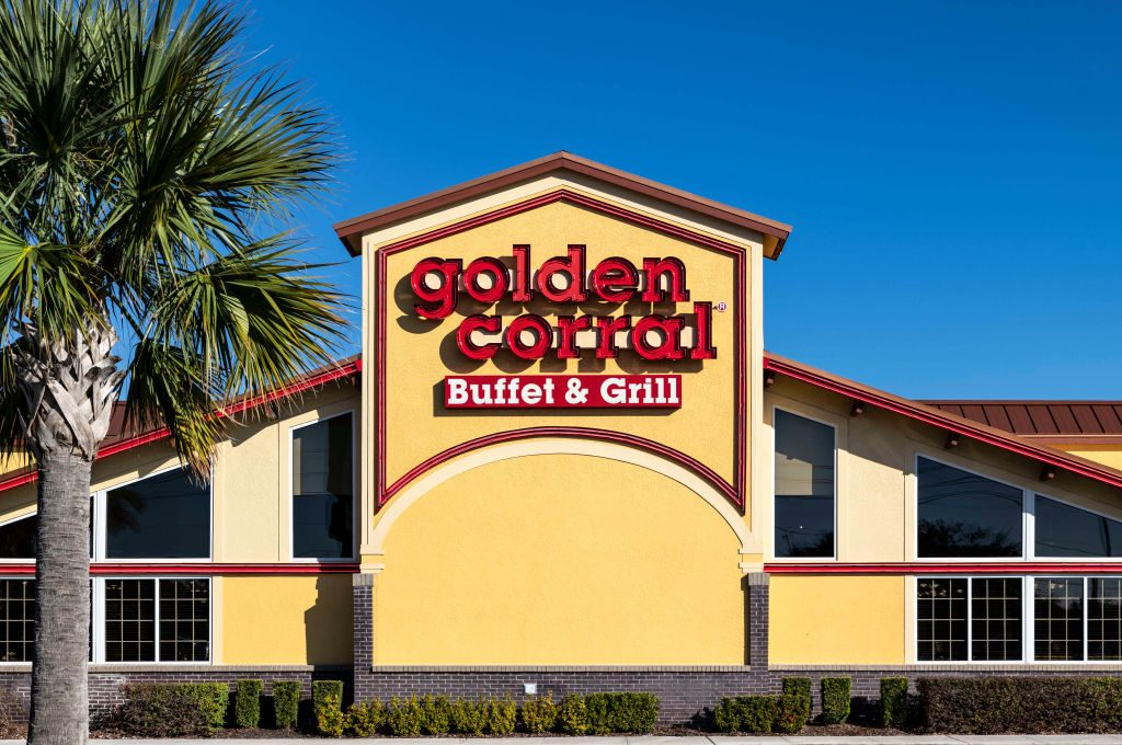 Golden Corral Buffett
