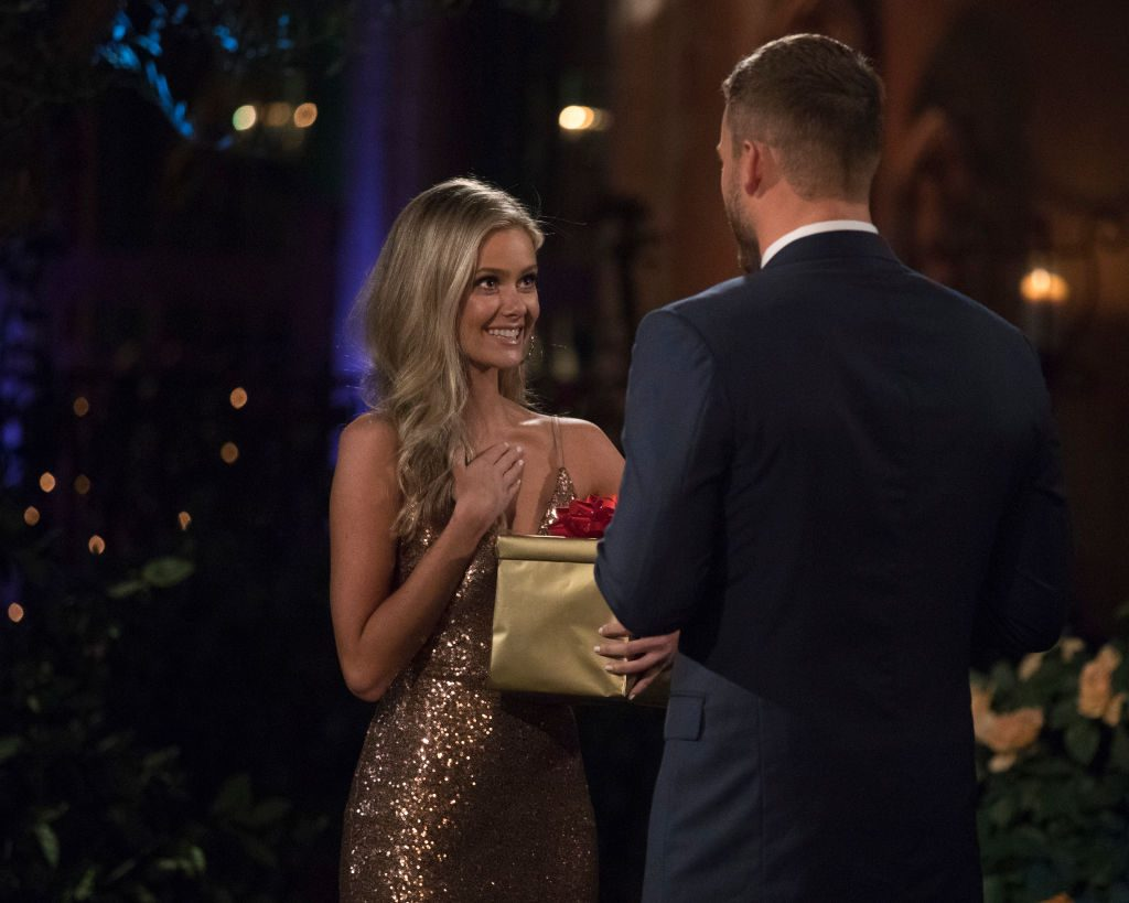 Hannah G. and Colton | Rick Rowell/ABC via Getty Images