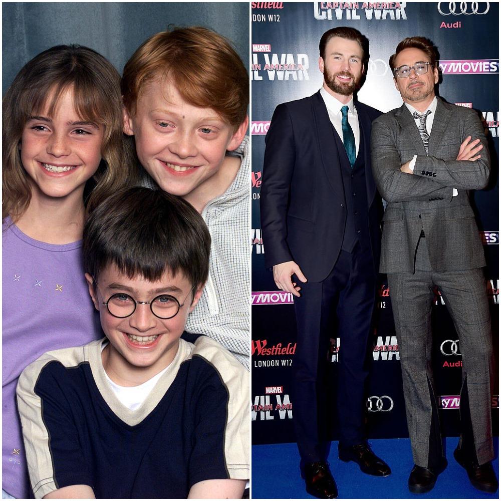 Harry Potter vs. The Avengers