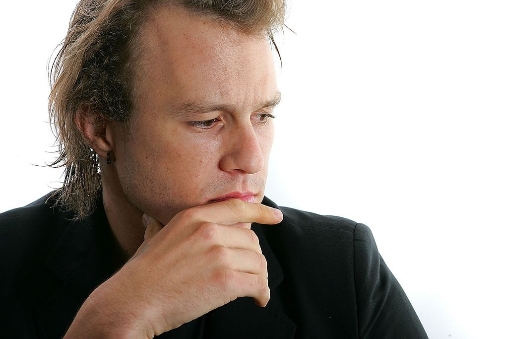 Heath Ledger|Carlo Allegri/Getty Images