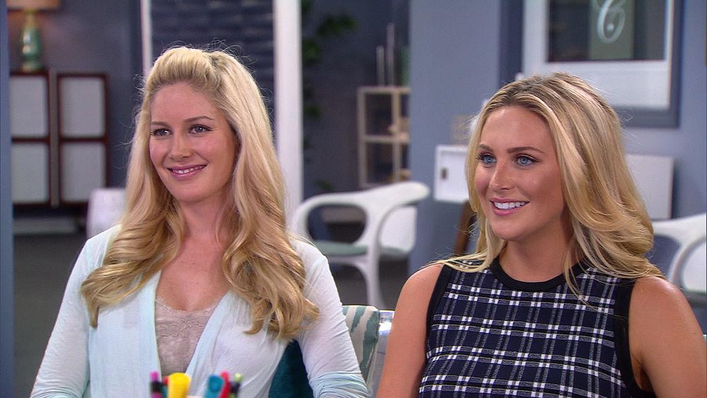 Heidi Montag and Stephanie Pratt