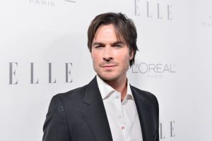 How Can You Win Dinner With Ian Somerhalder From 'The Vampire Diaries?'