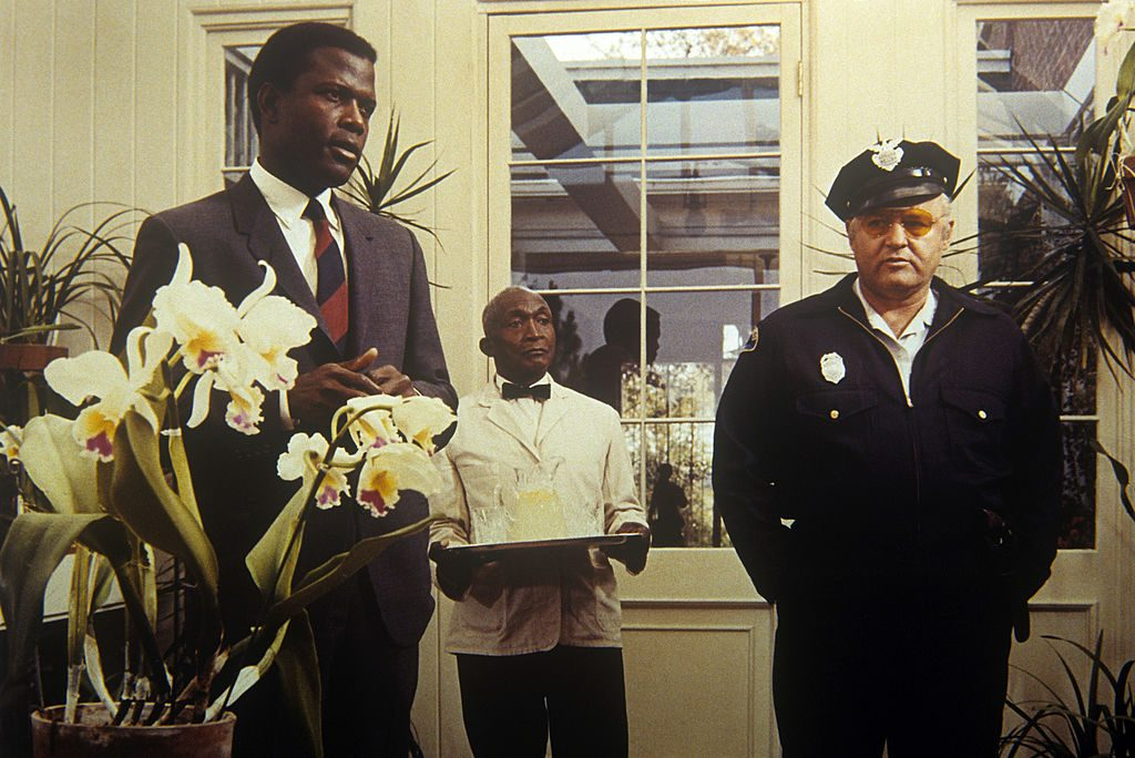 Scene from 'In The Heat Of The Night'