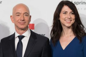 Here's How Much Money Jeff Bezos' Wife Received From Their High-Profile Amazon Divorce