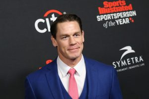 John Cena's Hilarious On-Set Habit is the Most Relatable Thing Ever