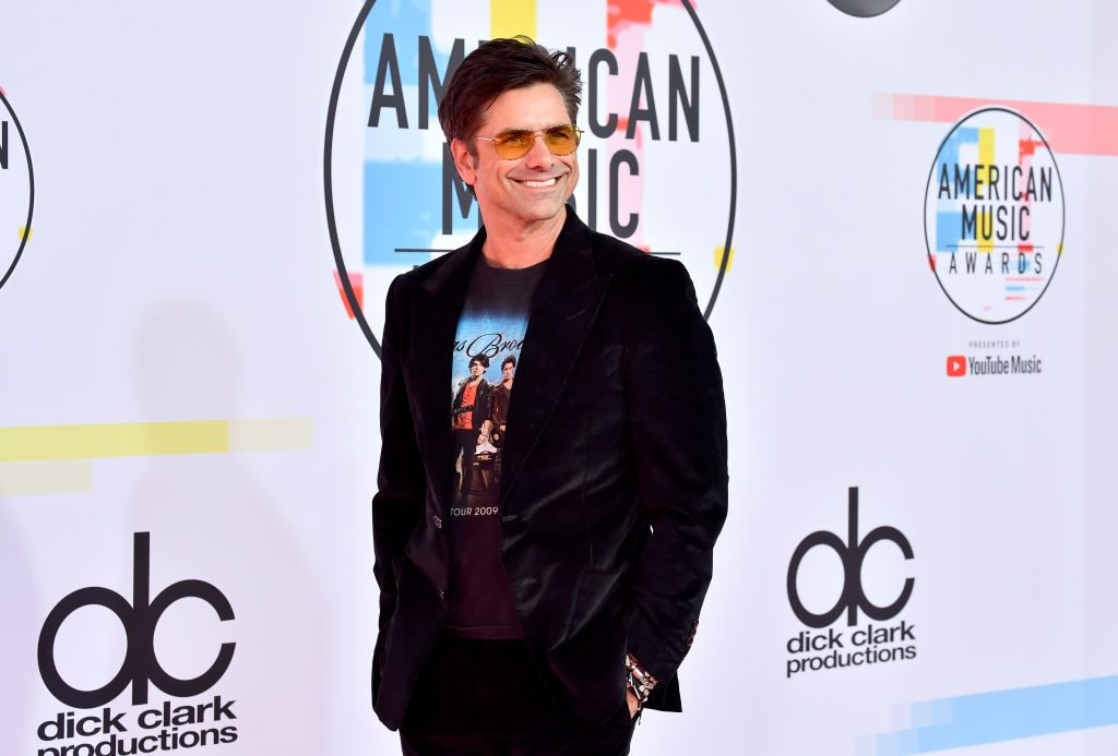 John Stamos at the American Music Awards|Frazer Harrison/Getty Images
