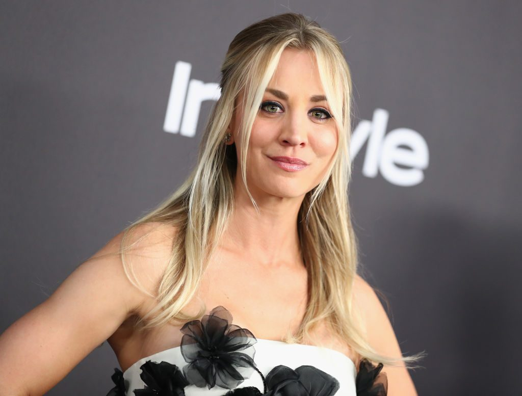 Kaley Cuoco earning in 2019