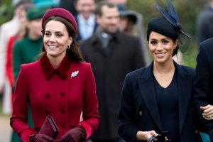 Has Kate Middleton Visited Meghan Markle Since the Duchess of Sussex Has Been On Maternity Leave?