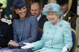 Did Queen Elizabeth II Stop Kate Middleton From Posing For a Racy Calendar In Her Underwear?