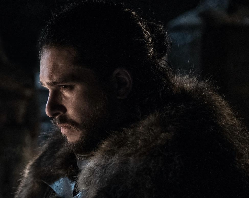 "Kit Harington as Jon Snow on ""Game of Thrones"""