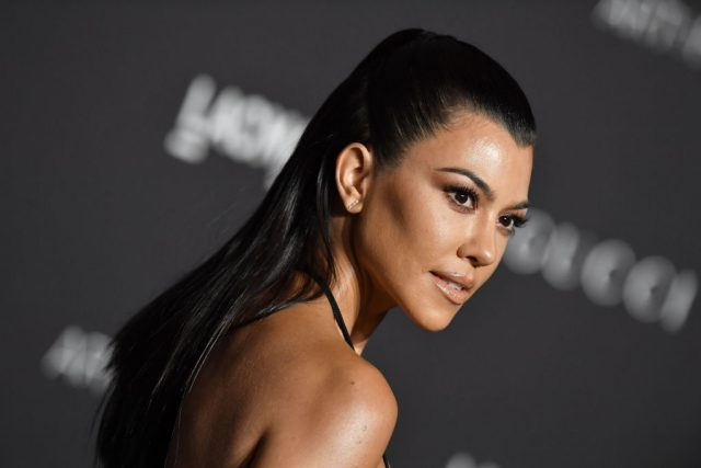 Kourtney Kardashian's New Website Has a Surprising Connection to 'Goop'