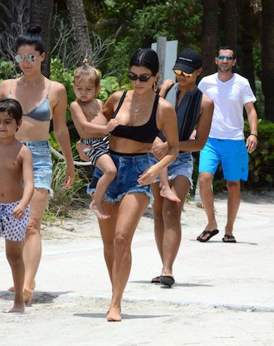 Kourtney Kardashian kids