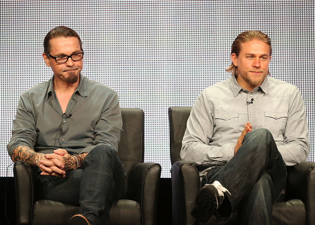 Is 'Sons Of Anarchy' Based On A Real Motorcycle Club?