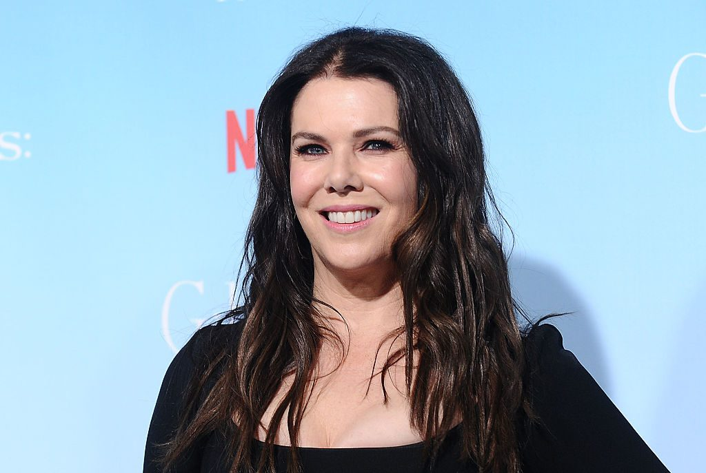 Actress Lauren Graham