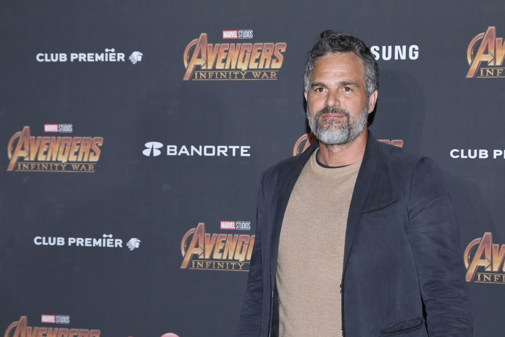 Mark Ruffalo| Victor Chavez/Getty Images