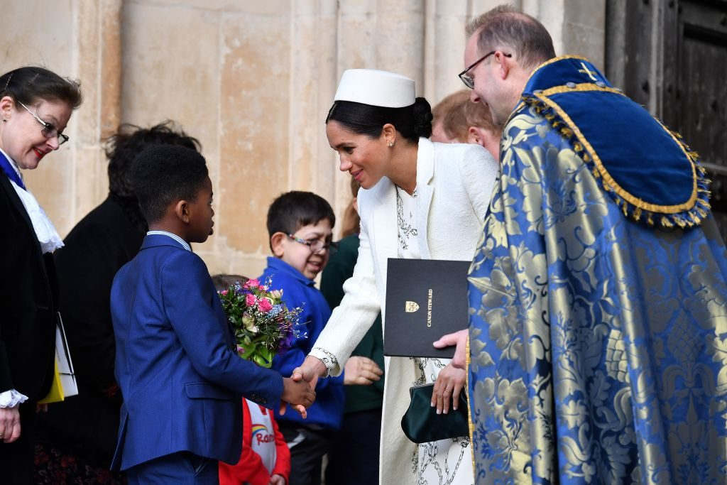 Meghan Markle | BEN STANSALL/AFP/Getty Images