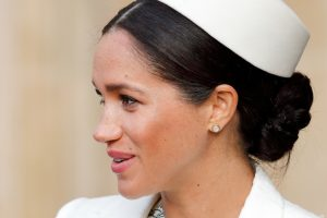 Meghan Markle Can Never Be an Official Princess But That Doesn't Matter