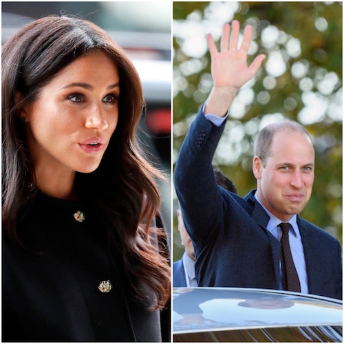 Prince William Just Confused Us Even More About Meghan